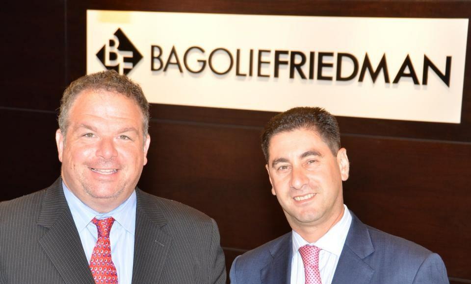 Ricky Bagolie & Alan Friedman