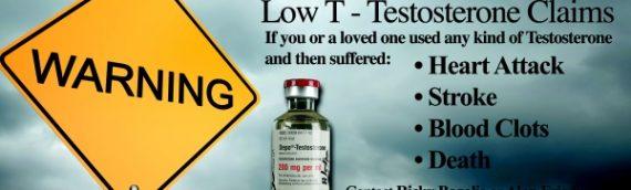 Testosterone Lawsuits – Bagolie Friedman Personal Injury Attorneys