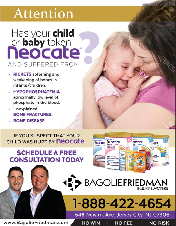 Neocate Formula Lawsuits